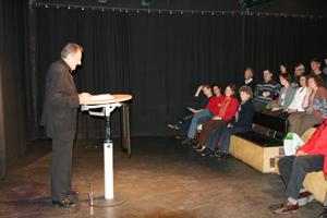 NAR-Direktor Prof. Dr. Konrad Beyreuther