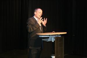 Vortrag durch Prof. Dr. Andreas Kruse, Direktor vom IfG