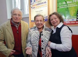 Horst Westphal, Prof. Dr. Ursula Lehr, Ursula Werner, Foto: Kresin
