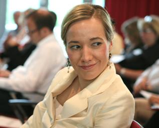 Bundesministerin Kristina Schröder