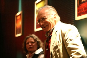 Hauptdarsteller Horst Westphal und Ursula Werner